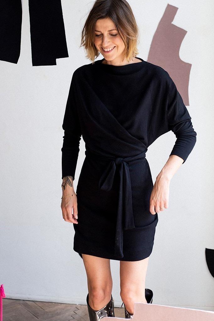 {b}AGNIESZKA 173 cm projektantka sukienka XS