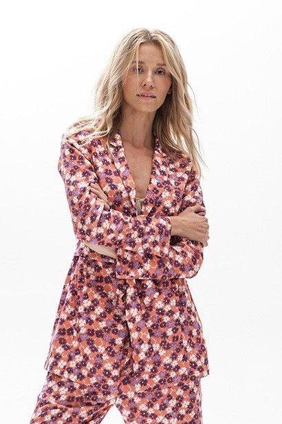 {b}MARZENA 182 cm fabric & accessories procurement specialist jacket XS pants XS