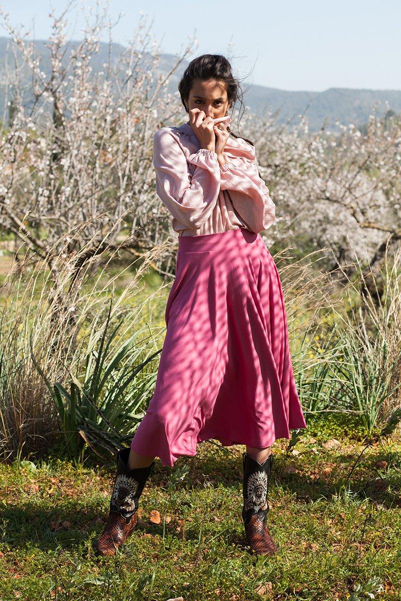 PRIMA BALLERINA różowa