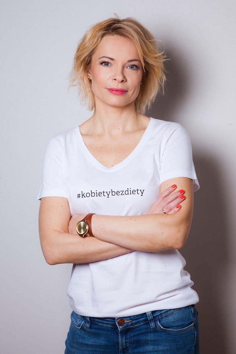 TEE-TIME #KobietyBezDiety biały