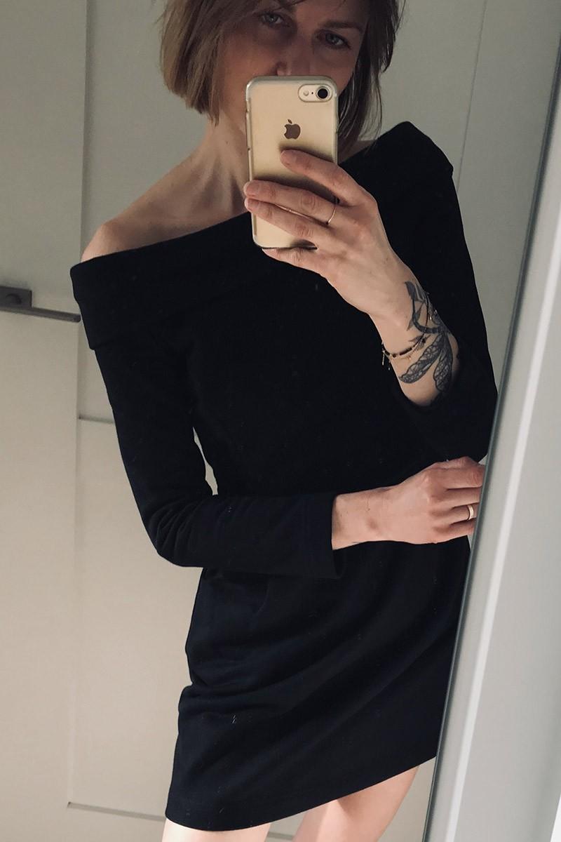 MINI SAYS IT ALL black