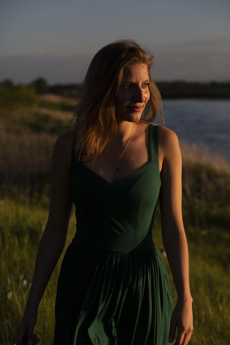 ROMAN HOLIDAYS green