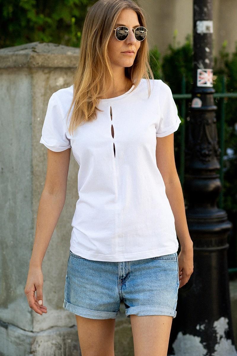 SHE-SHIRT white