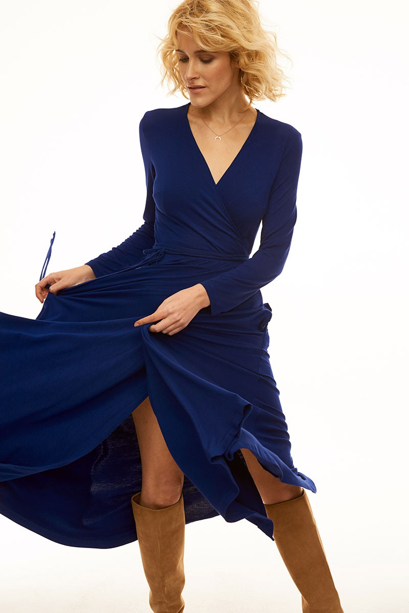 DREAMGIRL z długim rękawem art blue