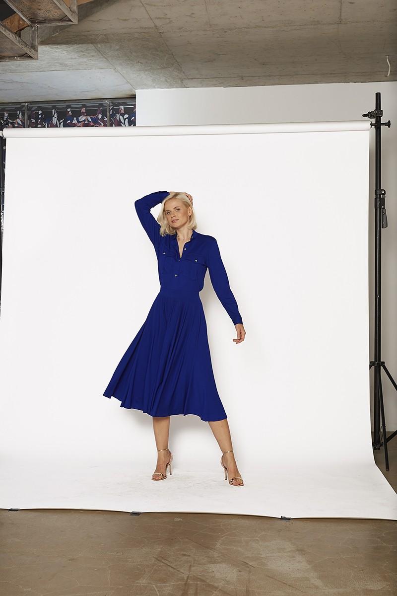 PRIMA BALLERINA art blue