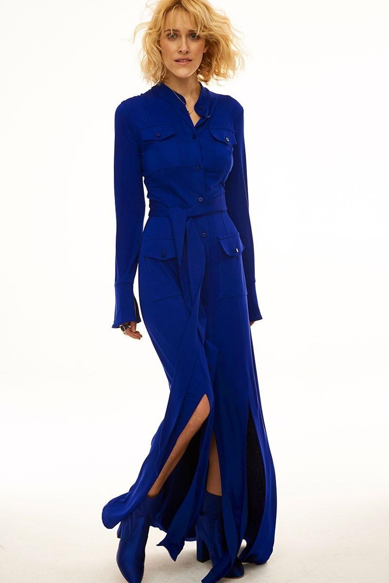MAXI SAFARI art blue