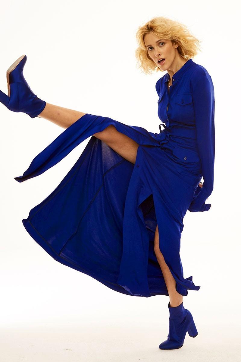 MIRA MAXI art blue