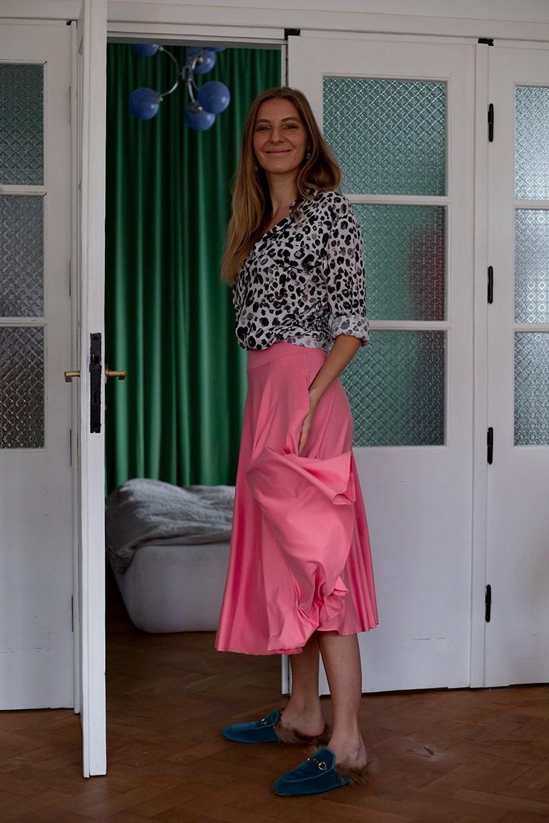PRIMA BALLERINA luminous pink
