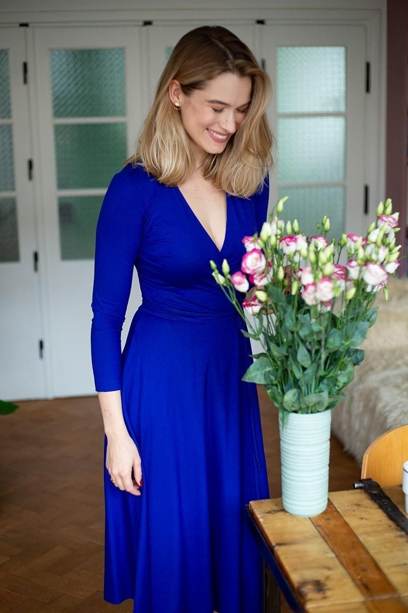 DREAMGIRL long sleeve art blue