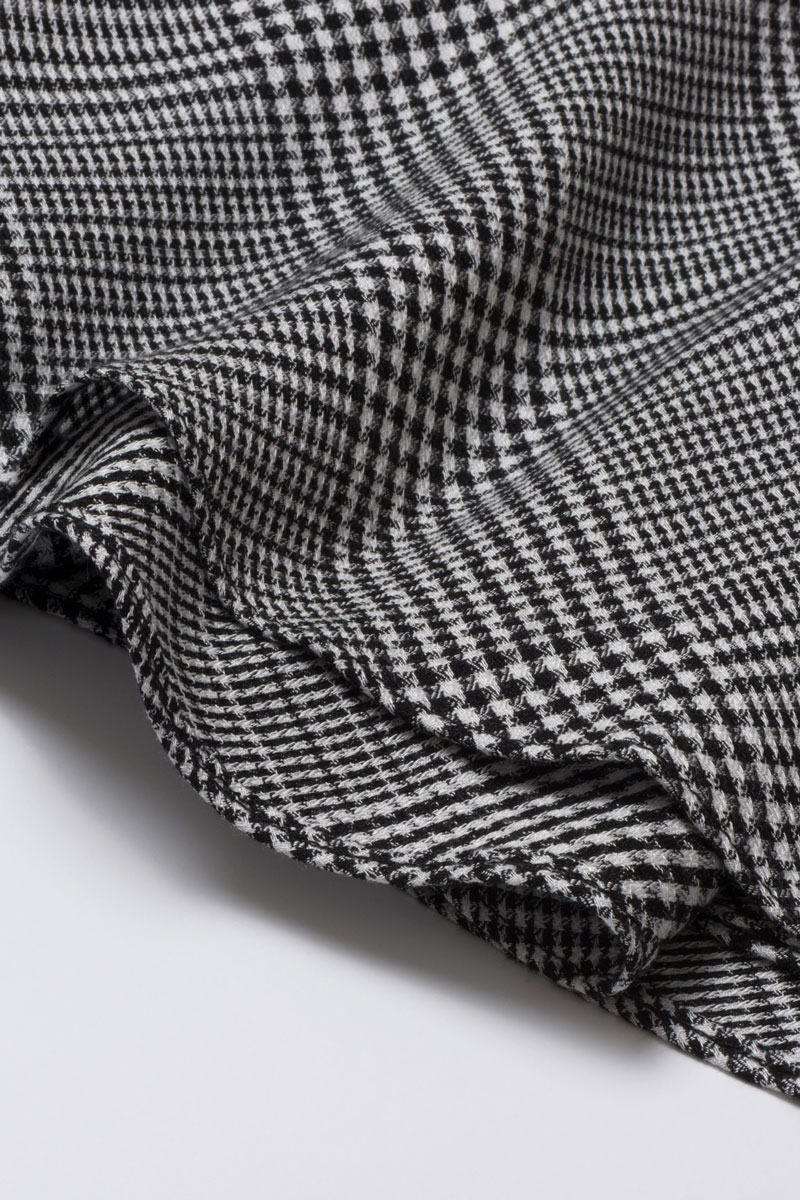 PRIMA ¾ chequered black