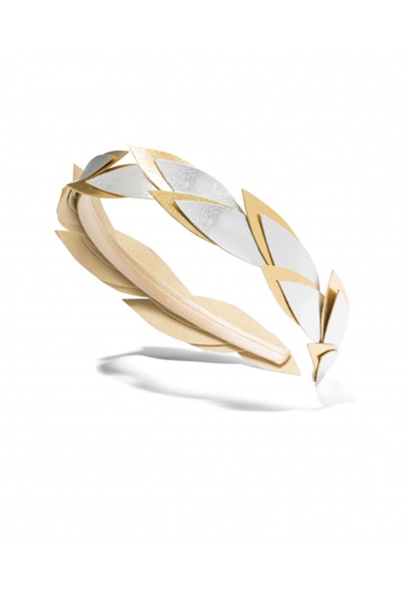 LAURA złoto-srebrna