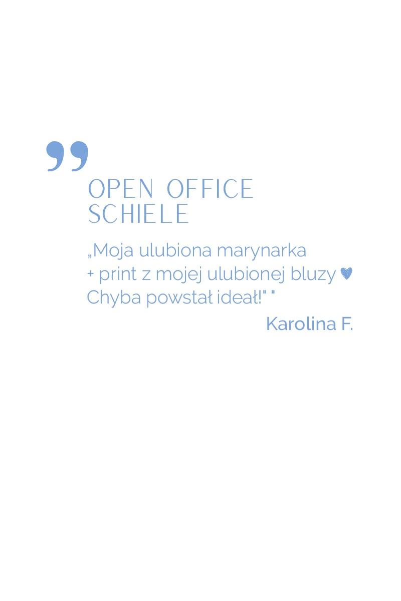OPEN OFFICE nude Schiele print