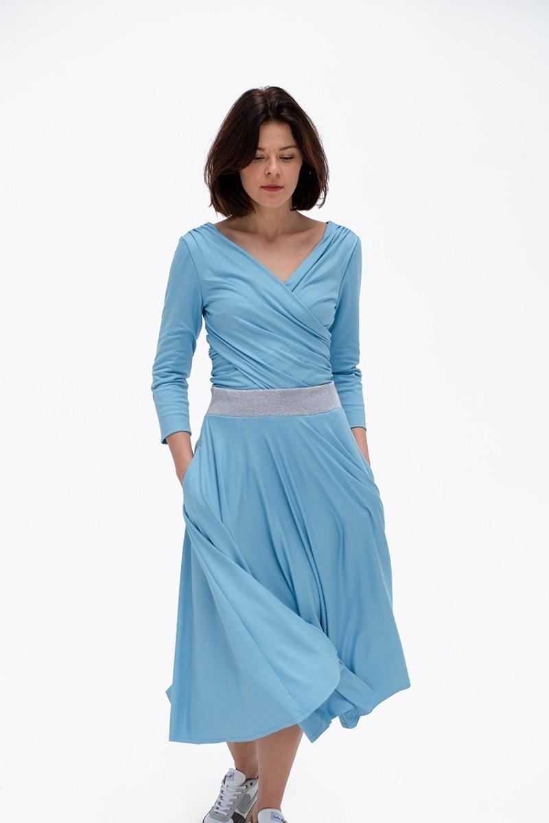 PRIMA BALLERINA power blue/melanż