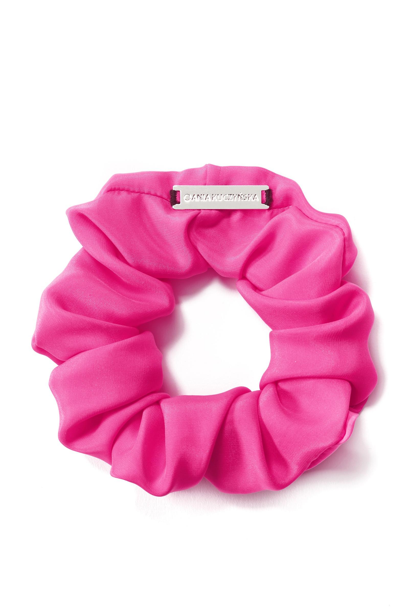 LOU LOU FUXIA SILK pink
