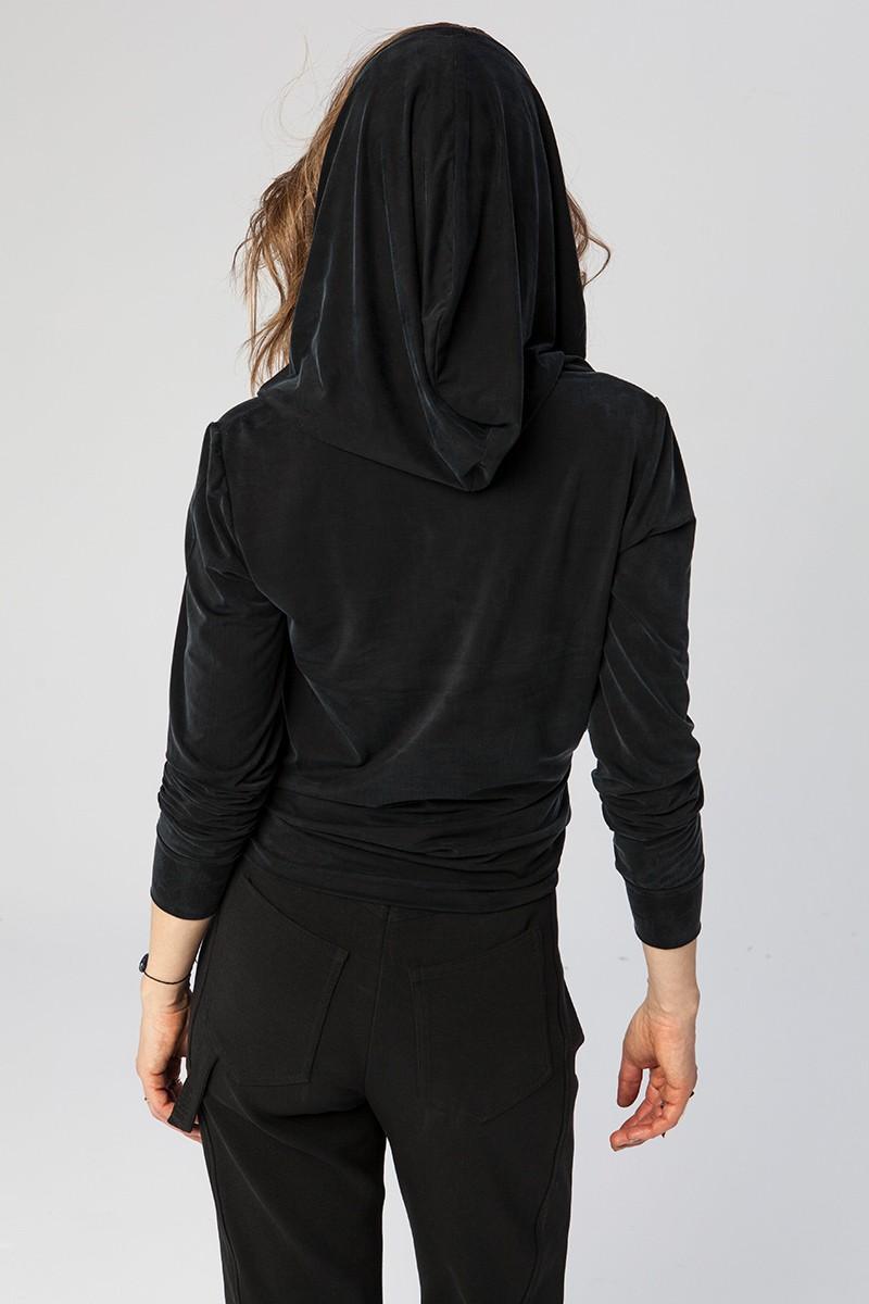 PADME czarne cupro