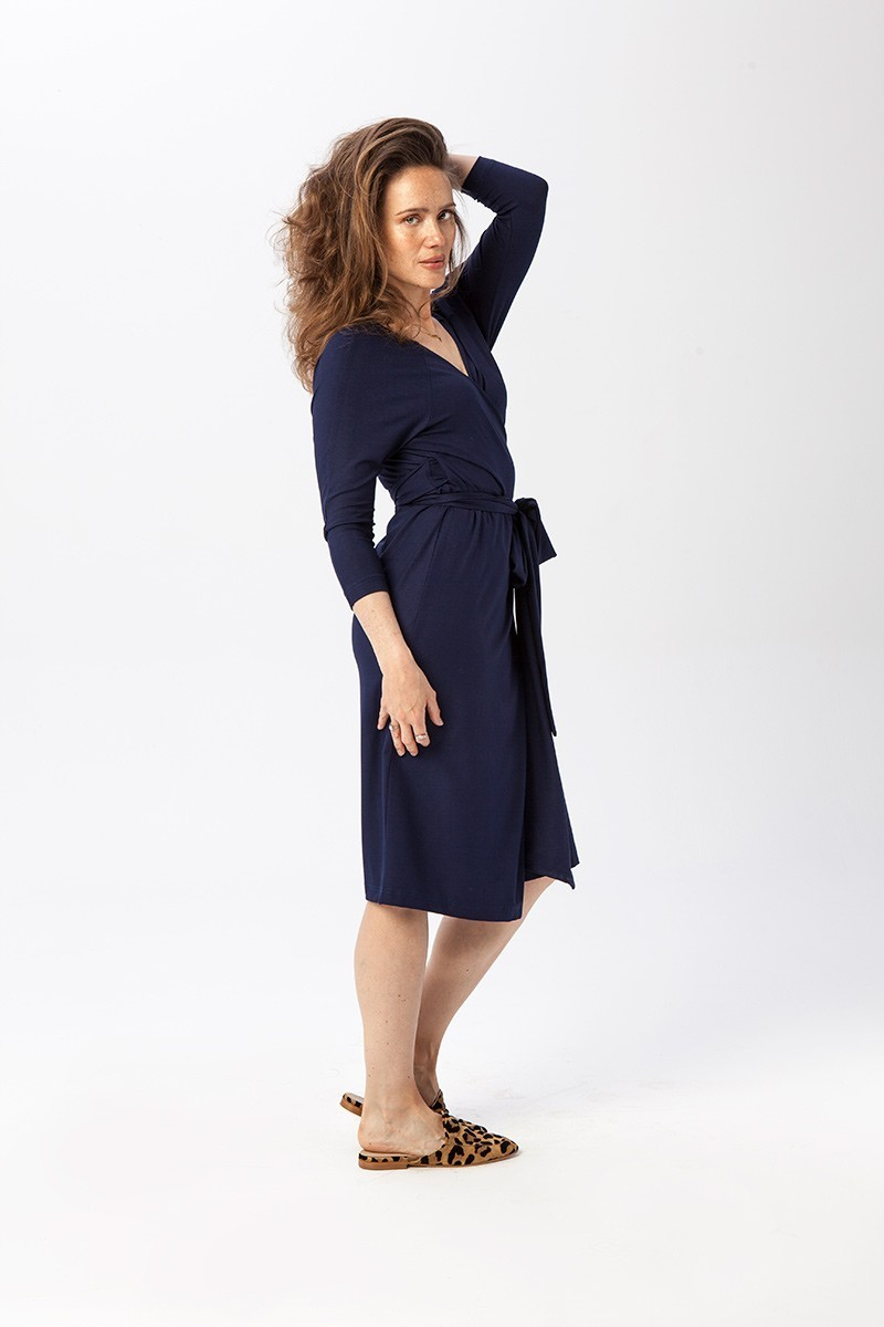 GODDESS dark navy