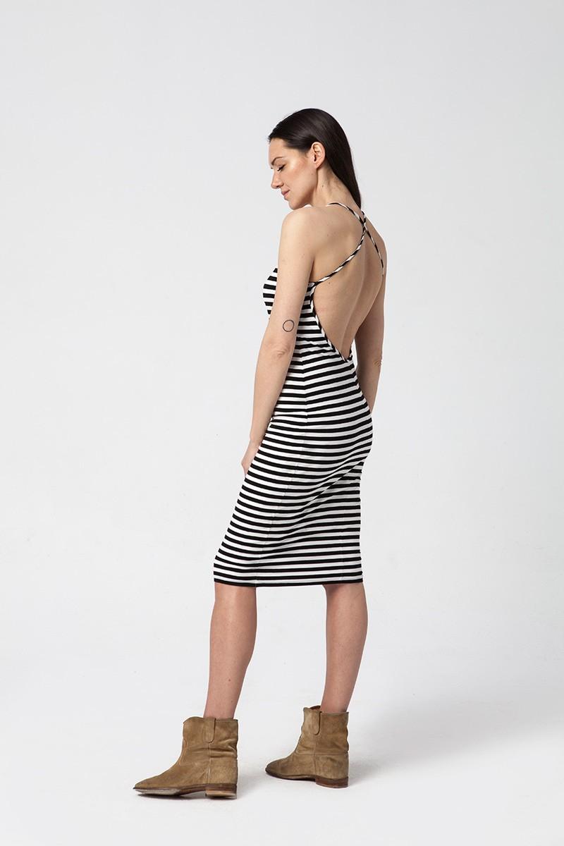 VENI VIDI VICI black stripes