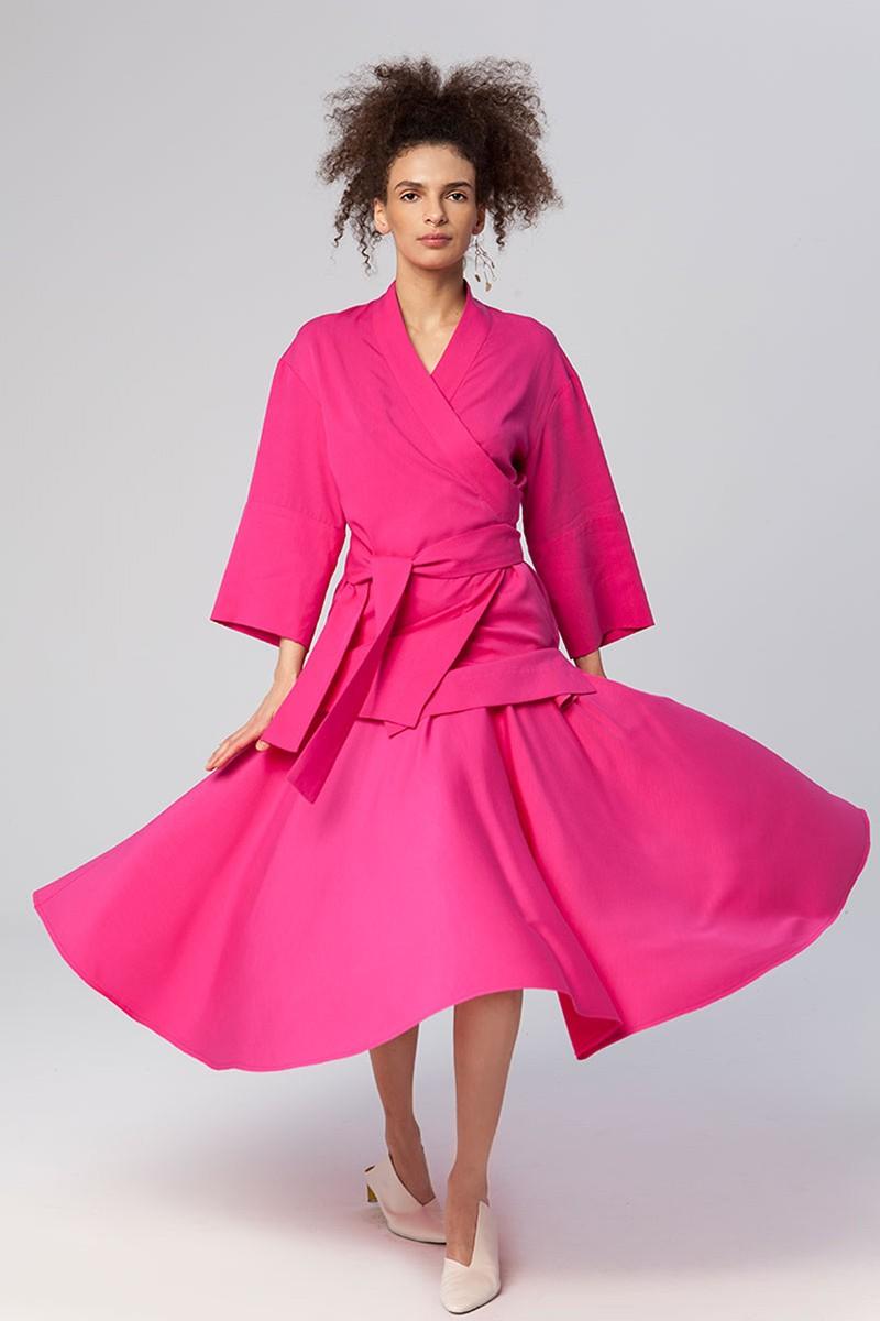 RISK IN JAPAN turbo pink