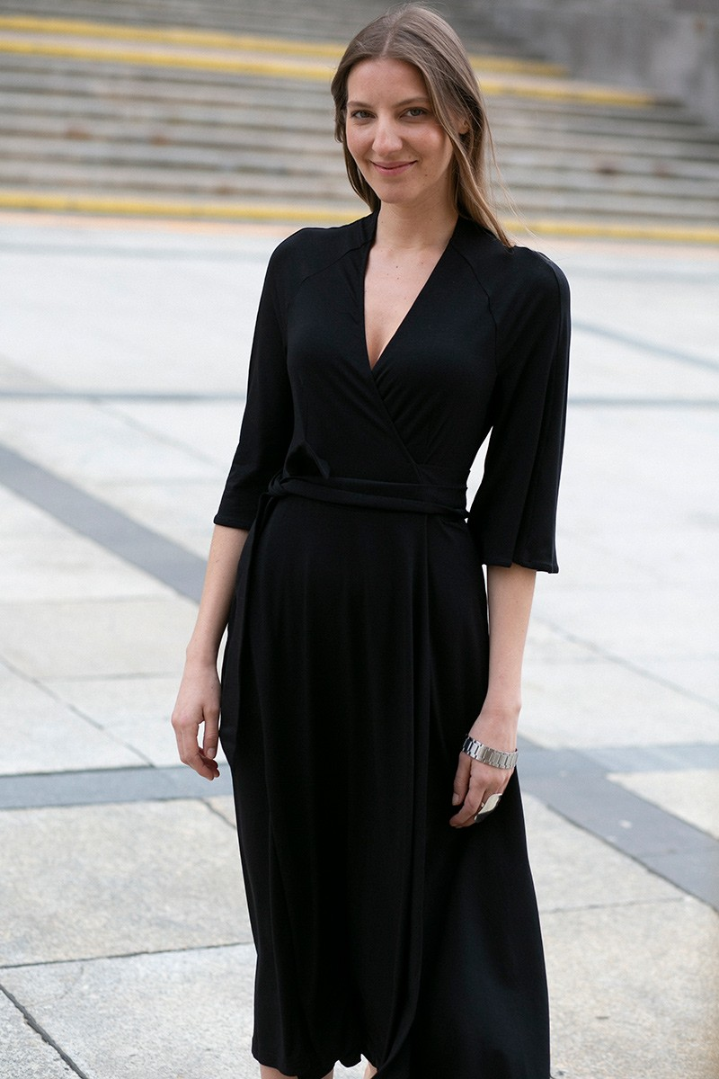 SUPER DRESS czarna