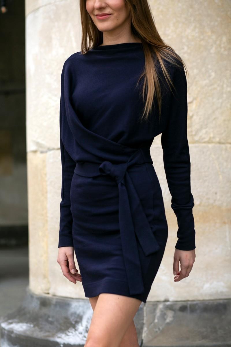 TINA dark navy blue