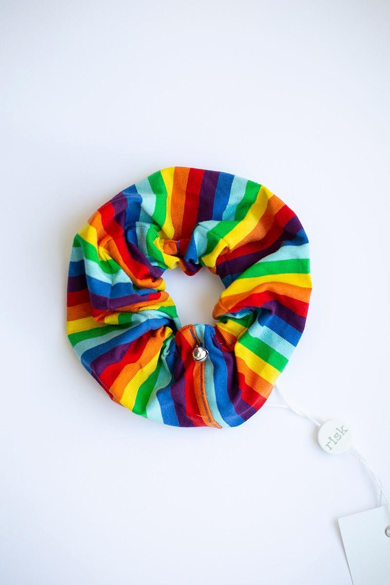 SCRUNCHIE rainbow
