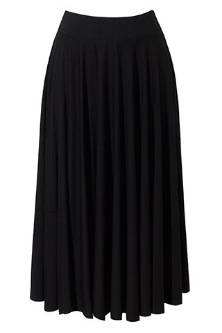 PRIMA BALLERINA skirt black