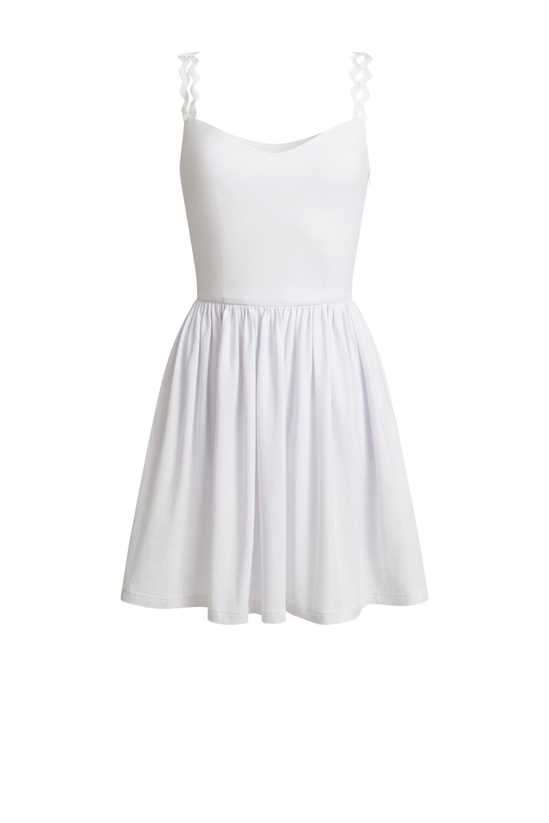 ROMAN HOLIDAYS MINI white