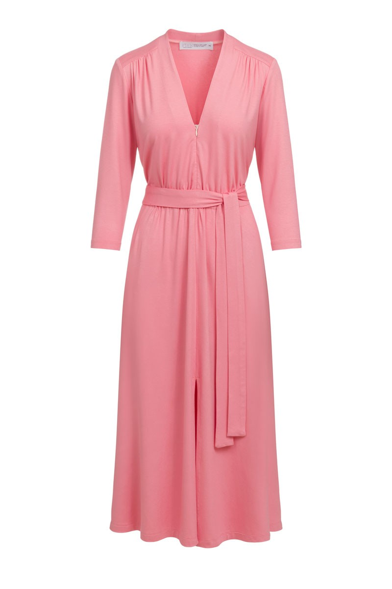 LIBERTY DRESS luminous pink