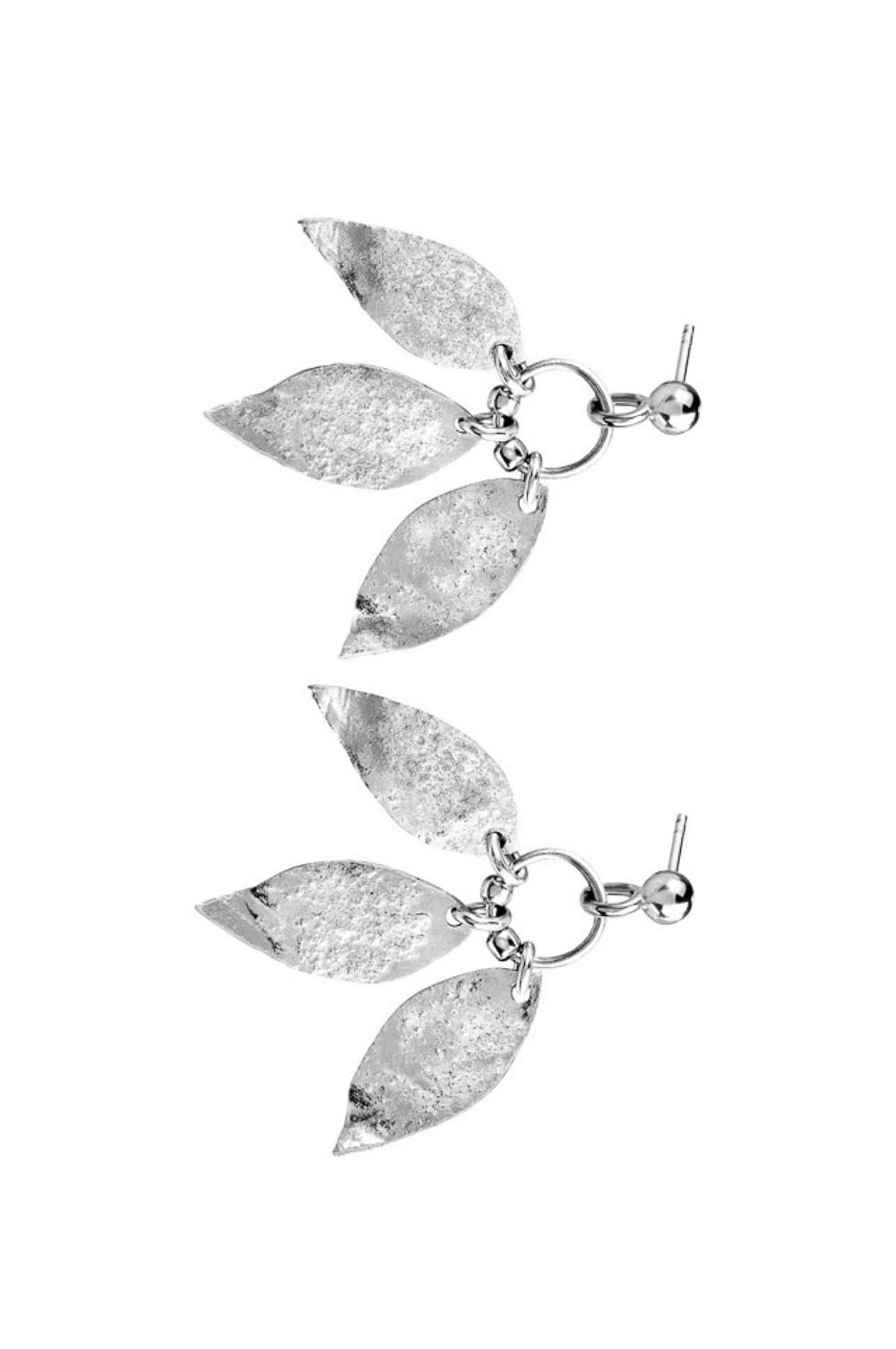 SMALL LAURELS silver