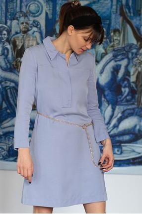 {b}KLAUDYNA 168 cm inżynierka sukienka XS