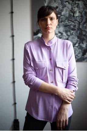 {w}KLAUDYNA 168 cm inżynierka koszula XS