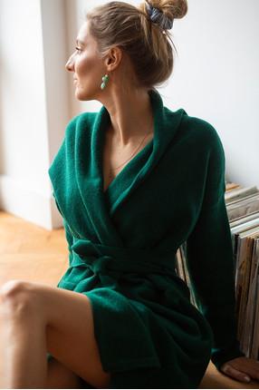 {b}IDA 172 cm założycielka BOART.store sweter ONE SIZE