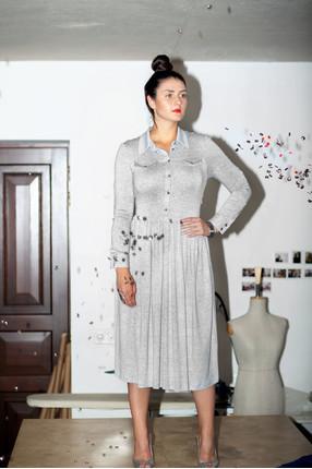 {b}MARTYNA 165 cm PR & marketing coordinator sukienka S