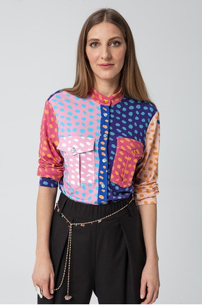 {b}IDA 172 cm founder of BOART.store shirt XS pants XS