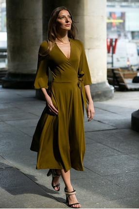 {b}IDA 172 cm founder of BOART.store dress XS