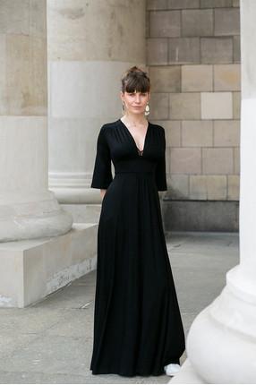 {b}ANNA 174 cm aktora, mioterapeutka sukienka S