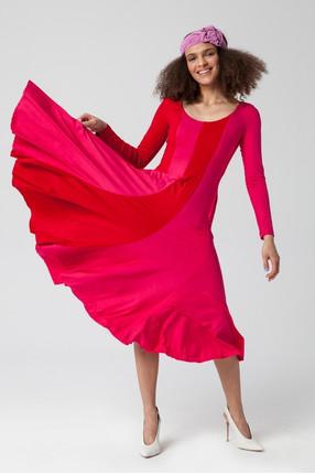 {b}BERENIKA 169 cm fashion model dress XS