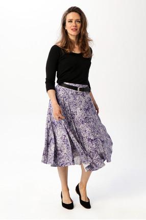 {b}HANNA 166 cm actress top XS skirt XS