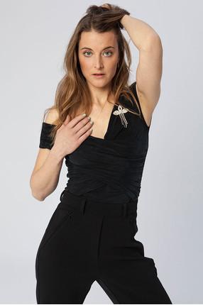 {b}JOANNA 173 cm blouse XS