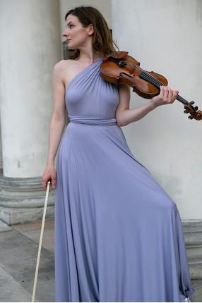 {b}MARIA 170 cm violinist dress XS