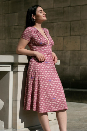 {b}MARTYNA 165 cm PR coordinator Dress S