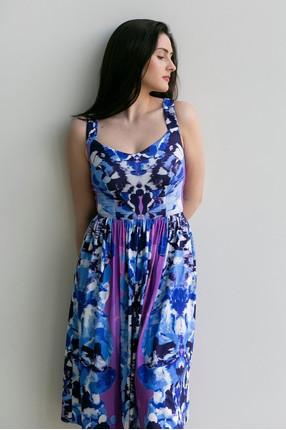{b}MARTYNA 165 cm PR coordinator sukienka S