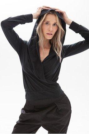 {b}MARZENA 182 cm fabric & accessories procurement specialist hoodie XS