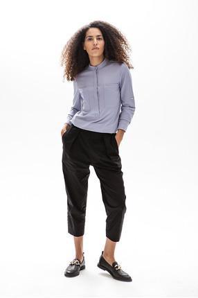 {b}ASMA 174 cm modelka koszula XS spodnie XS