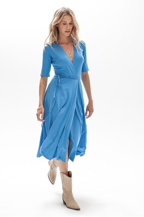 {b}MARZENA 182 cm fabric & accessories procurement specialist dress XS