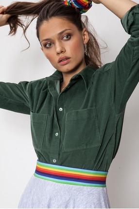 {b}KATE 172 cm modelka koszula XS spódnica XS