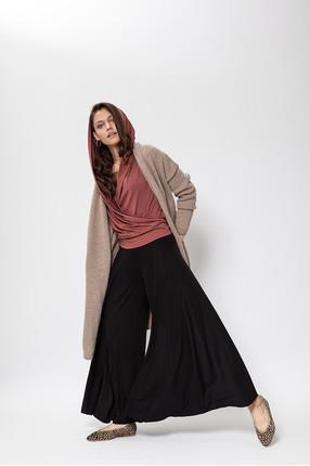{b}KATE 172 cm modelka spodnie XS bluza XS sweter ONE SIZE buty Kafka Concept