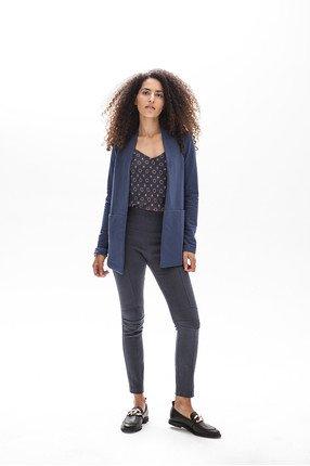 {b}ASMA 174 cm model jacket XS pants XS