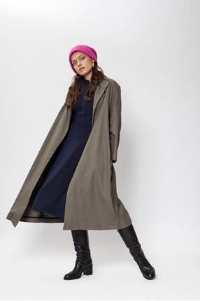 {b}KATE 172 cm model coat XS