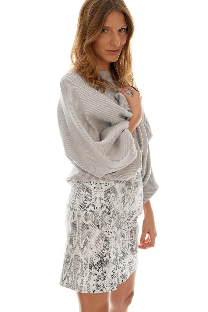{b}IDA 172 cm założycielka BOART.store sweter XXS/XS spódnica XS